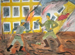 Рисунки к 9 мая день победы