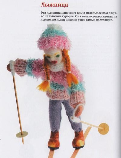 Рождественский ангел своими руками кукла
