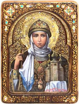 1130 лет со времени рождения киевской княгини Ольги