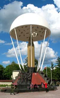 Памятник Шестой роте